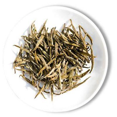 正宗明前新茶嫩芽黄芽茶春茶茶叶2