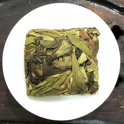 秋茶漳平水仙茶叶特级手工茶饼乌龙茶兰花香浓香型清香型1