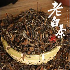 茶博士福鼎野生散茶枣香 特级陈年白牡丹寿眉贡眉明前茶