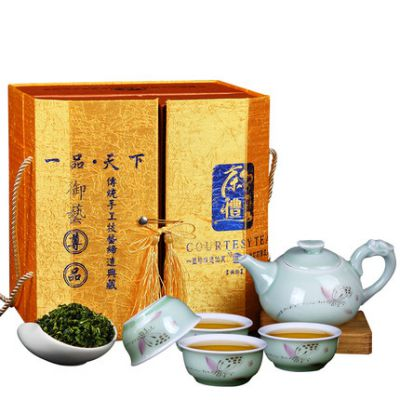 新茶安溪铁观音茶叶浓香型一品天下1