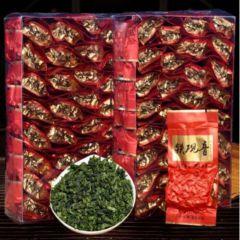 茶博士安溪特级铁观音 秋茶 乌龙茶 清香型7