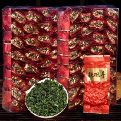 茶博士安溪特级铁观音 秋茶 乌龙茶 清香型1