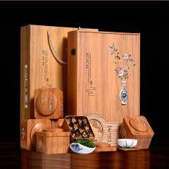 茶博士安溪铁观音礼盒装新春茶清香型高山商务送礼95