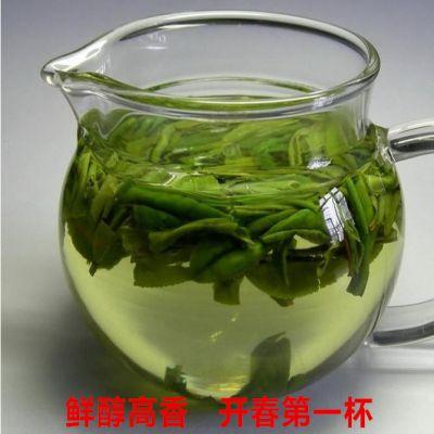 2020明前新茶六安瓜片手工绿茶高山绿茶礼盒装1