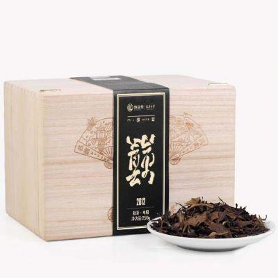 老白茶福鼎白茶寿眉250g礼盒包装1